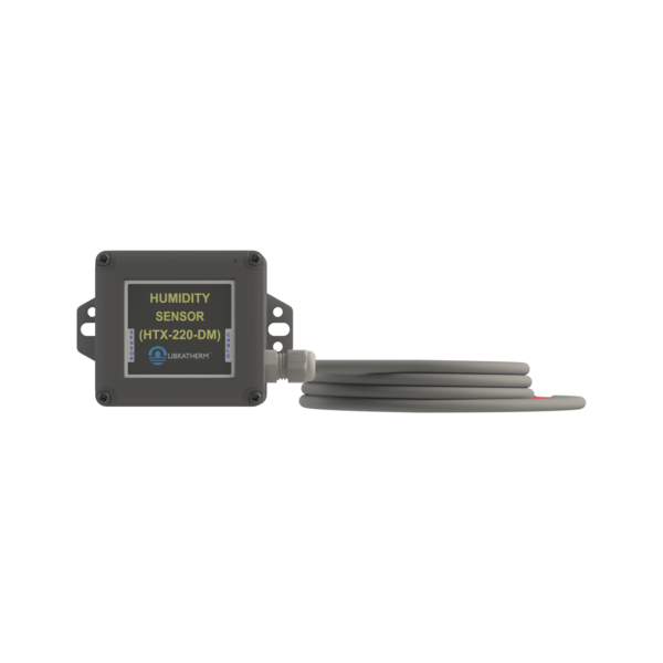 duct-mount-humidity-and-temperature-transmitter-htx-220-dm-front-with-wire