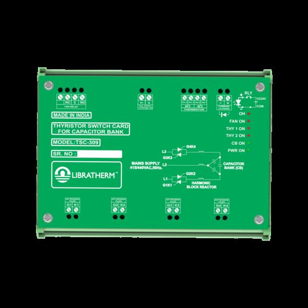 thyristor-triggering-card-tsc-309-front