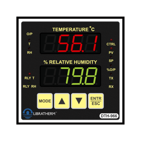 temperature-and-humidity-controller-dth-966-front